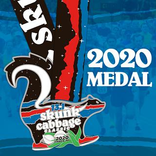 Skunk 2020 medal